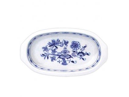 Mísa zapékací s uchy - cibulový porcelán 10602