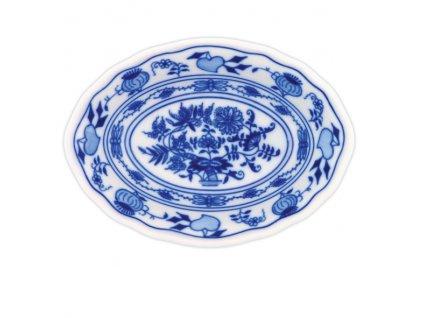 Miska raviere oválná - cibulový porcelán 10372