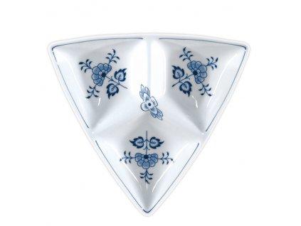 Miska Trina třídílná - cibulový porcelán 10539