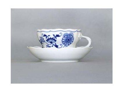 Šálek s podšálkem D+D - cibulový porcelán 70601