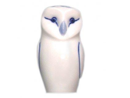 Sovička - cibulový porcelán 10598