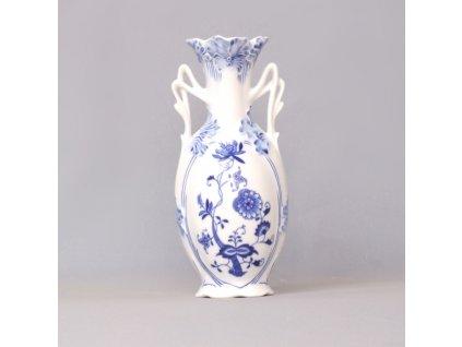 Váza secesní - cibulový porcelán 10612