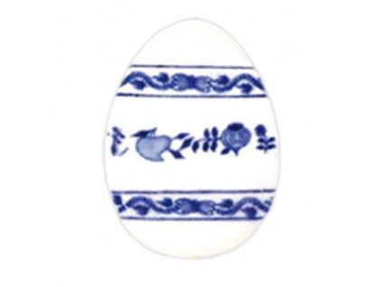 Velikonoční ozdoba - vajíčko - závěs - cibulový porcelán 10636 / 00073