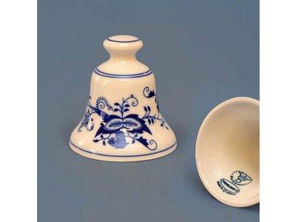 Zvonek s bambulkou - cibulový porcelán 18250-601
