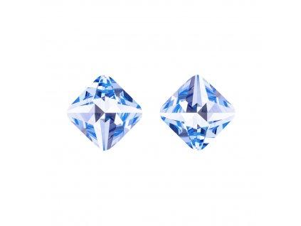 5378 stribrne nausnice optica s ceskym kristalem preciosa sv safir