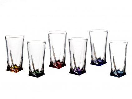 sklenice color