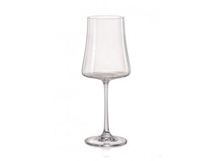 Sklenice na bílé víno Xtra 6ks. objem 360 ml