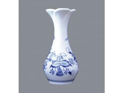 Váza kytka 10242 - cibulový porcelán