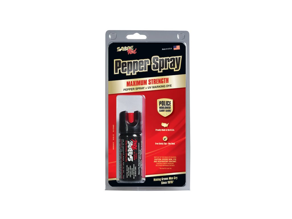 SABRE RED Paprika spray 60ml Magnum
