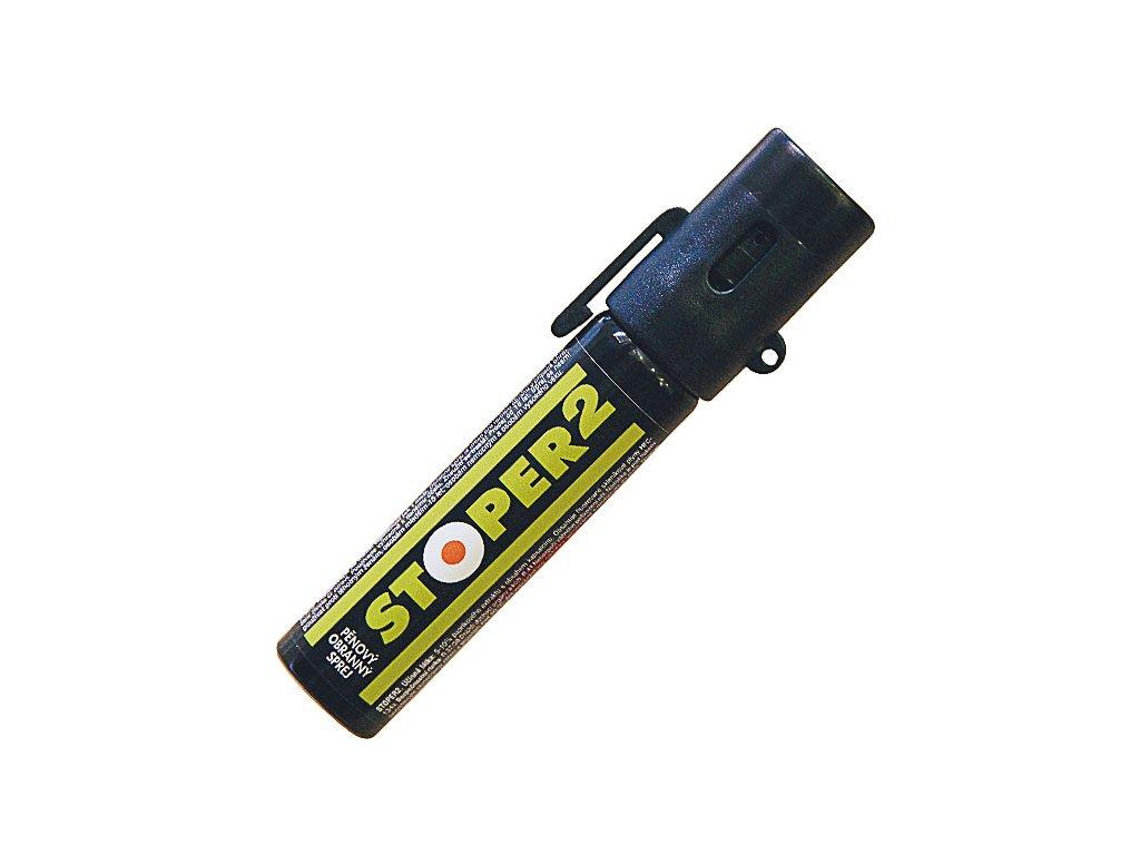 Obranny penovy sprej STOPER 20 ml