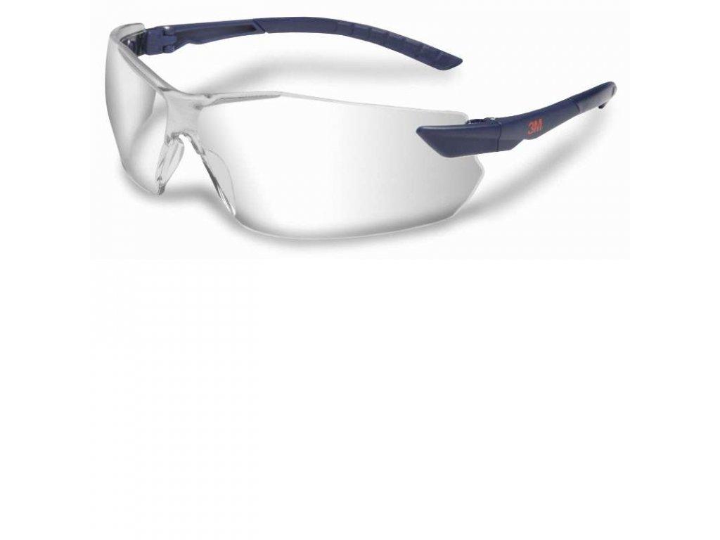 Védőszemüveg 3M - Áttetsző