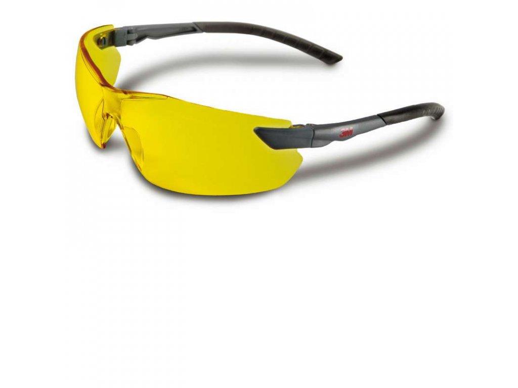 Védőszemüvek 3M - Sárga