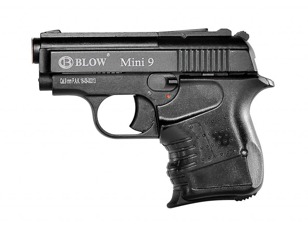 Plynova pistole Blow Mini 09 cerna
