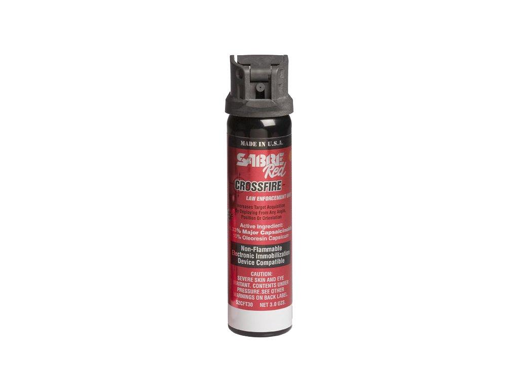SABRE RED CROSSFIRE MK-4 Paprika spray - proud