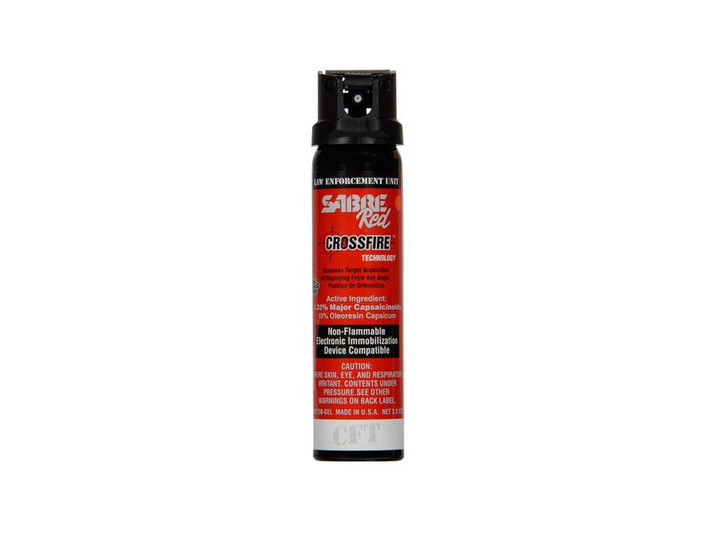 SABRE RED CROSSFIRE MK-4 Paprika spray - Gel