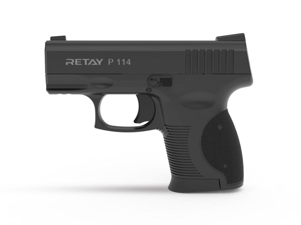 Retay P114 9 mm P.A.K. - fekete