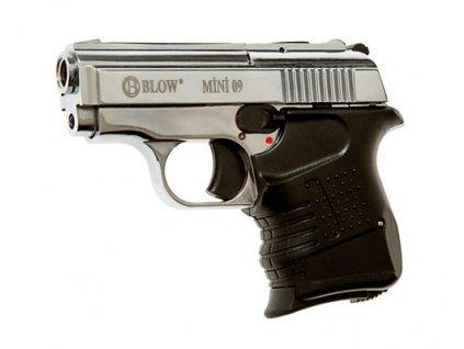 Plynova pistole Blow Mini09 saten
