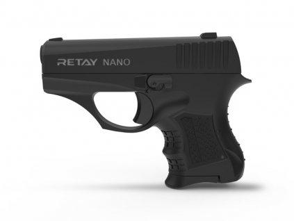 Retay Nano 8 mm Knall - fekete