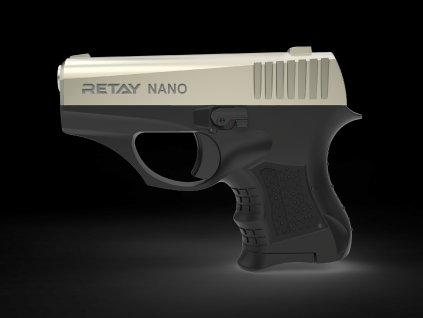Retay Nano 8 mm P.A.K. - nikkel