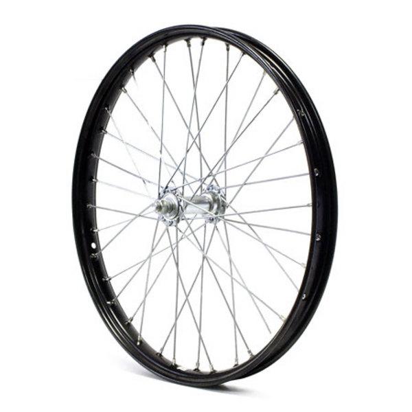 Predné zapletené kolesá