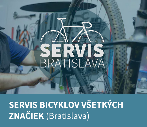 Servis bicyklov Bratislava