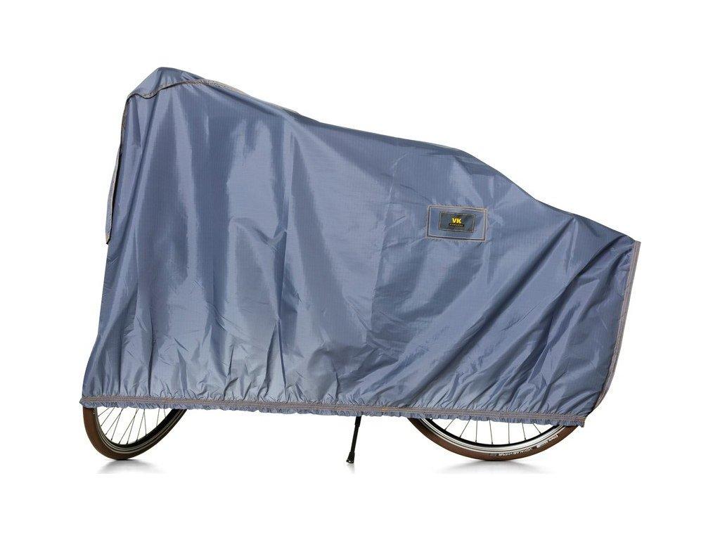 Ochranná plachta na bicykel, E-Bike VK šedá