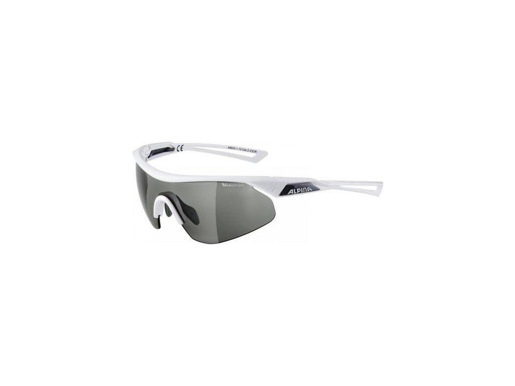 72458e134 Okuliare Alpina NYLOS SHIELD VL biele | cShop.sk
