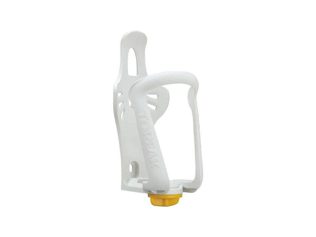 Košík na fľašu Topeak MODULA CAGE EX biely