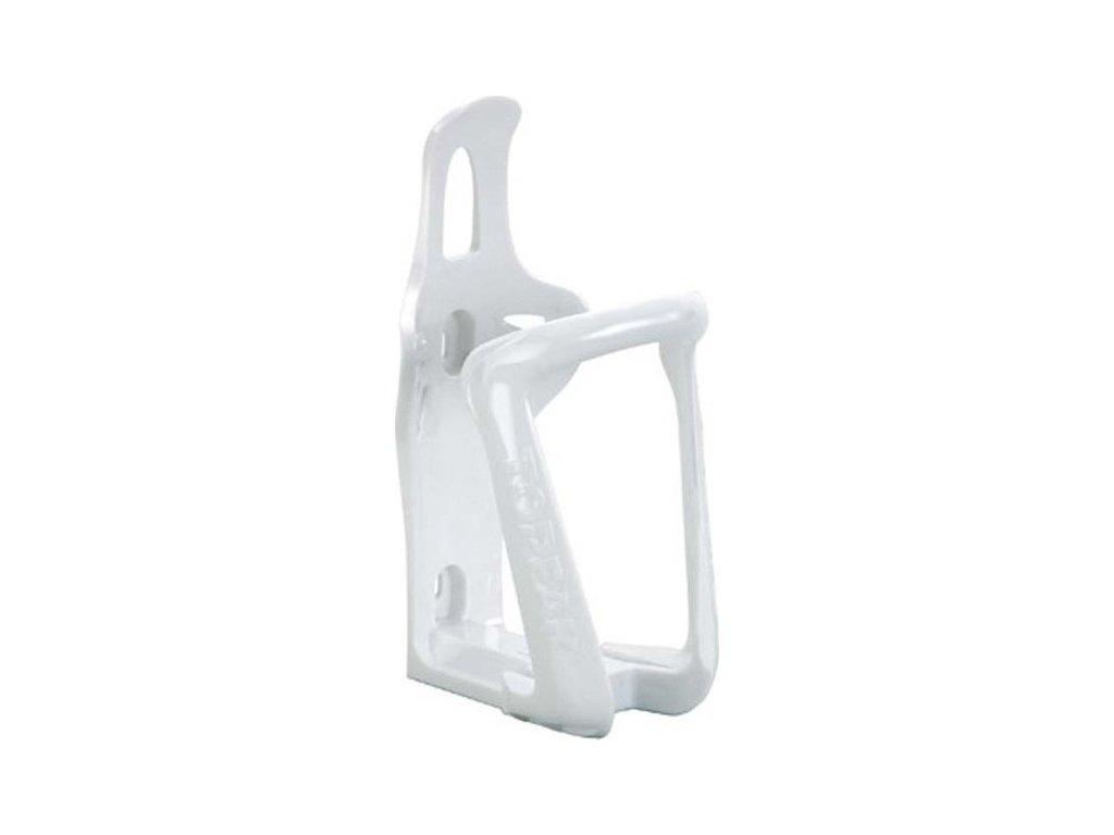 Košík na fľašu Topeak MONO CAGE CX biely