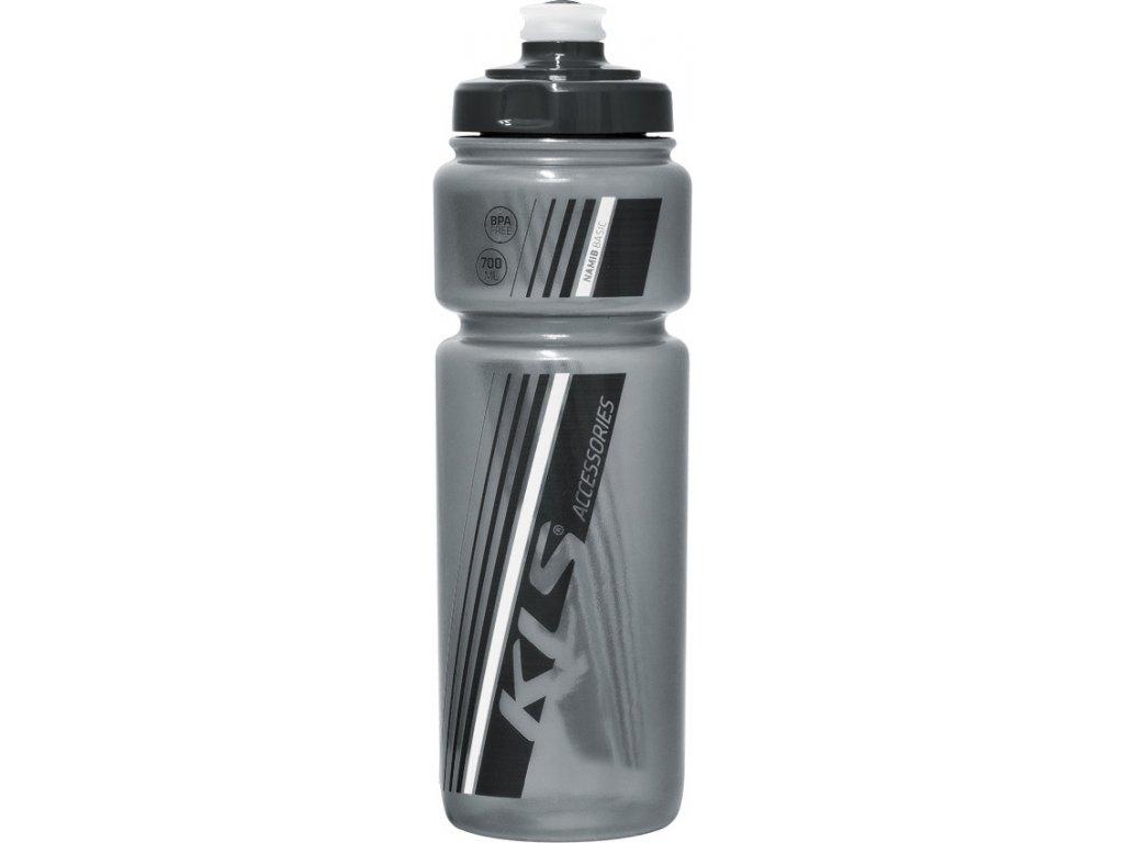 Fľaša NAMIB Anthracite-White 0,7l