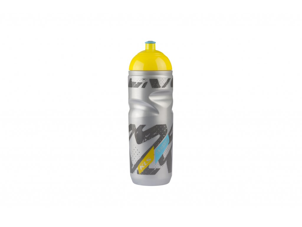 Fľaša TUNDRA Silver - Yellow 0,5l Thermo