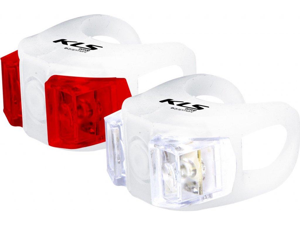 Osvetlenie set KLS TWINS, white