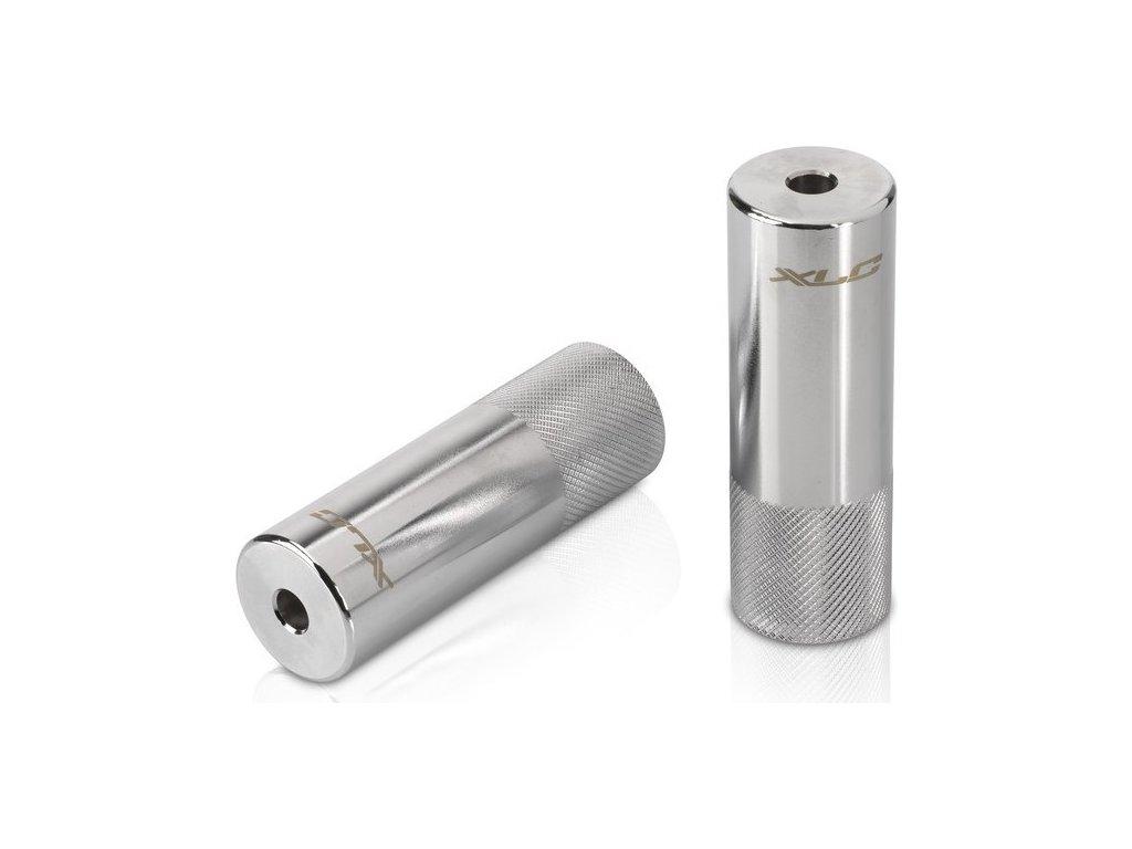 XLC Axle-Pegs pr.k. / zad.kolesá ? 10 mm Axle