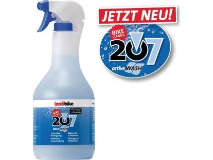Bike Cleaner 207 Innobike active Wash 1000ml, pumpovací láhev s rozprašovacem