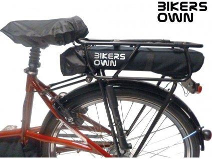 Ochr.baterie pro Bosch Powerpack 300/400 BikersOwn Case4rain©