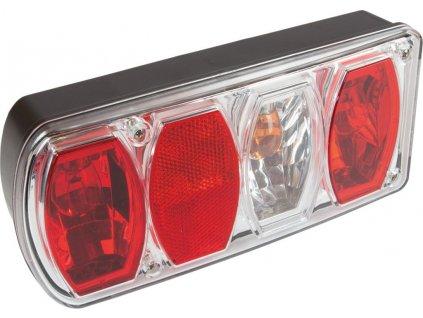 Osvetlení levé pro XLC zadní nosic kol Azura Xtra