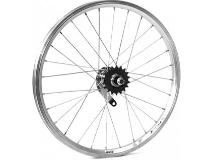 "Koleso DEMA Limited Junior 20"" 1Speed, zadné"