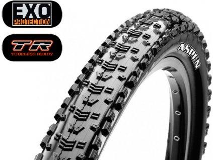 Plášť MAXXIS Aspen 29x2.10 kevlar EXO TR 120TPI DC