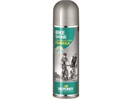leštěnka MOTOREX Bike Shine 300ml