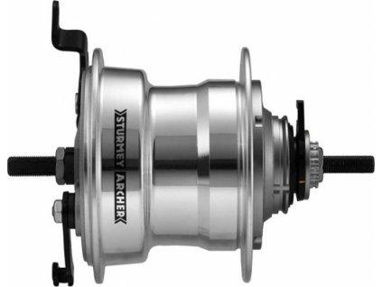 náboj Sturmey-Archer RXL-RD5 5r. RX bubnová brzda 90mm