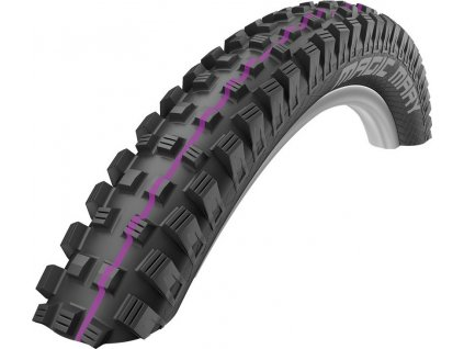"Plášt Schwalbe Magic Mary HS447 drát 26x2.60""65-559 crn-SSkin Evo DH AddixUS"