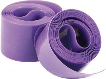 Ochranná páska Zefal Z-Liner lila Enduro,DH šírka 50mm (2x135g)