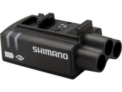 Elektron. rozdelovac Shimano SM-EW90A 3-Port pripojení pro DuraAce/Ultegra DI2