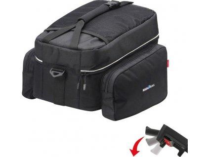 Brašna na nosic Rackpack Touring cerná 31x35x28cm 20 l.1000 g  0264UK