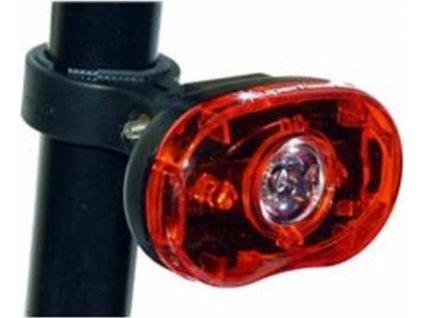 blikačka zadní SMART 318R 1/2W LED