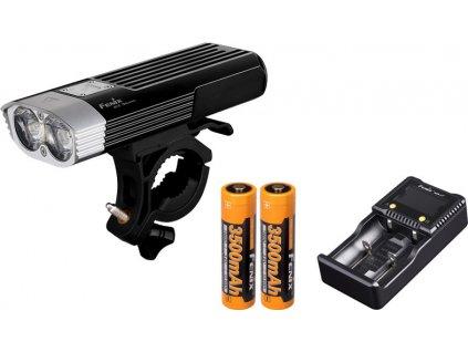 osvětlení přední Fenix BC30 + nabíjecí sada 3500mAh