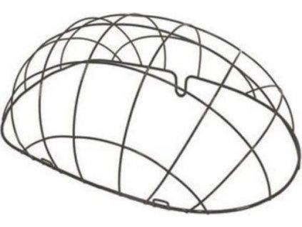 kryt koše BASIL PASJA M-45cm černý
