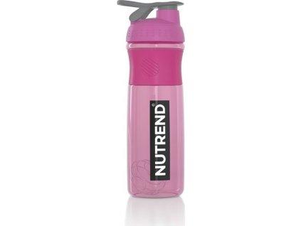 lahev Nutrend 1000ml růžová