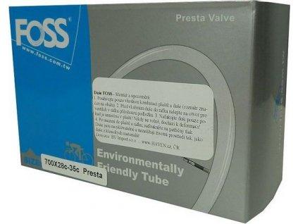 duše FOSS 700x28-35C FV s páskou