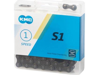 Reťaz KMC S1 (1-speed) 112 článkov